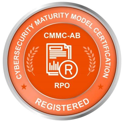 CMMC Registered Provider Organization Badge